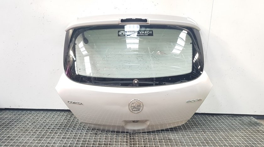 Haion cu luneta, Opel Corsa D (id:355282) din dezmembrari