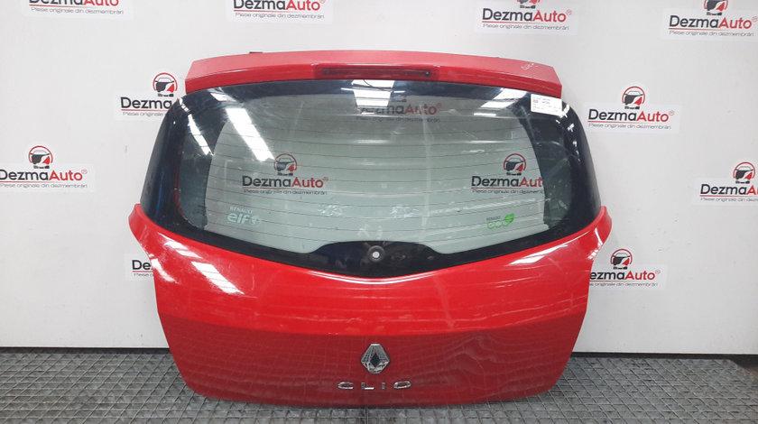 Haion cu luneta, Renault Clio 3 [Fabr 2005-2012] 820075123A (id:447379)