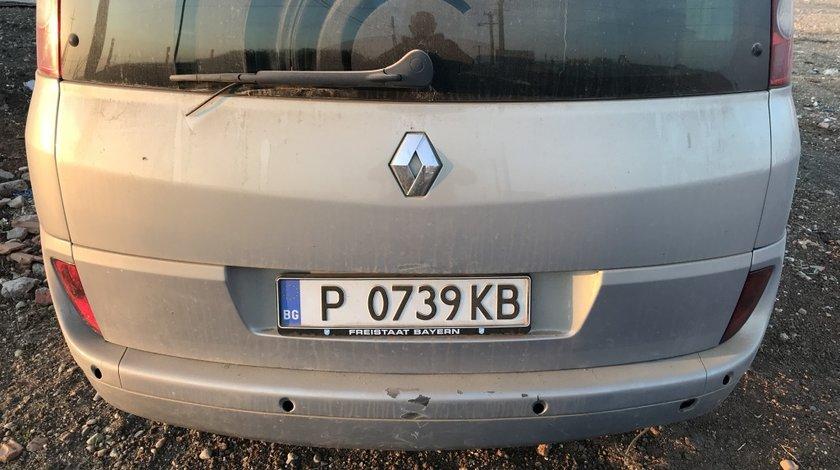 Haion cu luneta Renault Espace 2000-2005