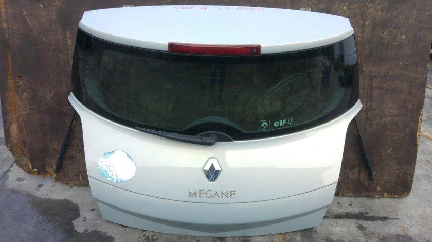 Haion cu luneta renault megane 2 2003-2009
