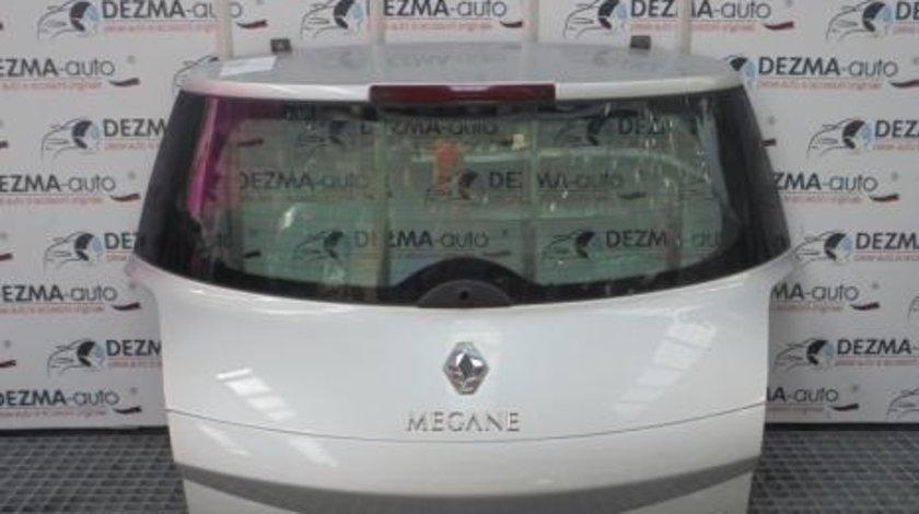 Haion cu luneta, Renault Megane 2