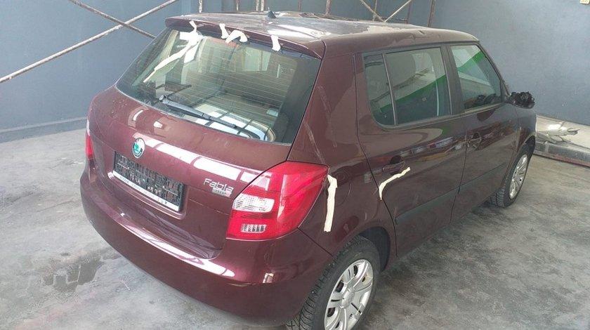 Haion Skoda Fabia II 2011 Hatchback 1.2i 51 kw 70cp