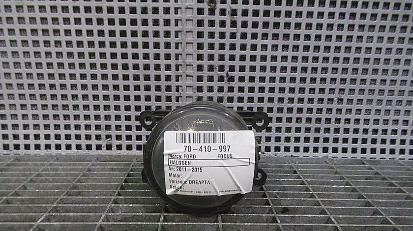 HALOGEN FORD FOCUS III Stufenheck 1.6 Ti benzina (2010 - 07-2019-01)