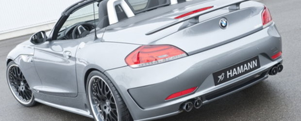 Hamann deschide sezonul cabrio cu noul BMW Z4