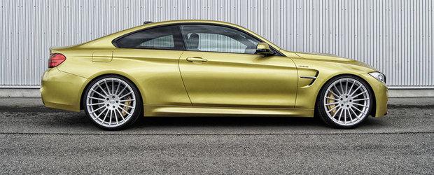 Hamann incalta BMW-ul M4 cu o noua pereche de jante