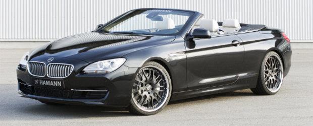 Hamann incalta noul BMW Seria 6 Convertible