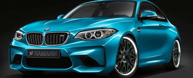Hamann se gandeste deja la cum sa modifice noul BMW M2 Coupe
