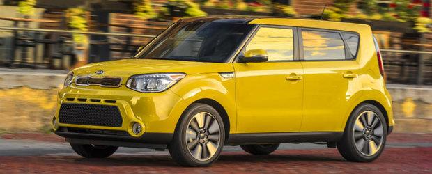 Hamsterii Kia aduc alte vesti bune. SUV-ul Soul primeste un motor...turbo