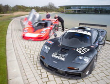 Happy Birthday: McLaren F1 implineste 20 de ani