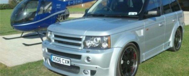 Hardcore tuning: Range Rover Sport by de Prestige