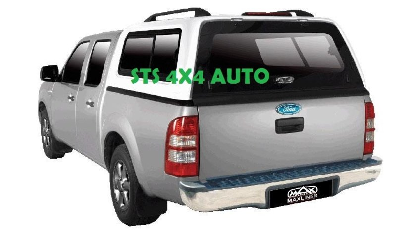 HARDTOP/CABINA TOP II LUX FORD RANGER/MAZDA BT50 D-CAB 2006-2011