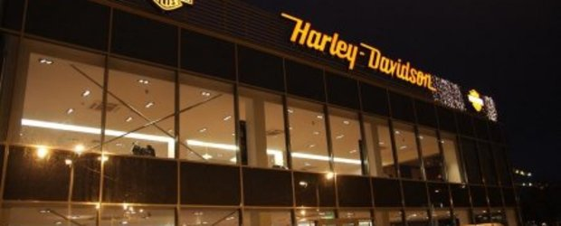 Harley Davidson a deschis un nou showroom in Baneasa Shopping City