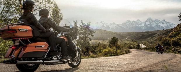 Harley-Davidson recheama in service peste 66.000 de motoare
