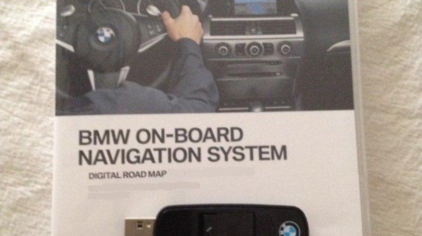 Harta navigatie BMW BUSINESS USB Motion CIC Move 2018