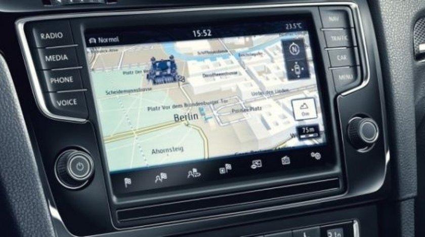 Harta Navigatie SD CARD VW Volkswagen Golf Passat DISCOVER PRO 2020