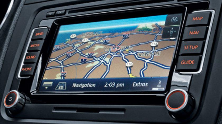 Harta navigatie Vw Volkswagen Rns 510 DVD Harti 2018 activare video