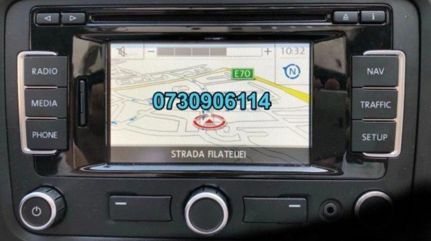 Harta RNS510 RNS315 VW Navigatie 2019 Passat,Golf,Touareg,Tiguan,Jetta