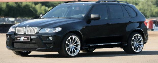 Hartge iti modifica BMW-ul X5