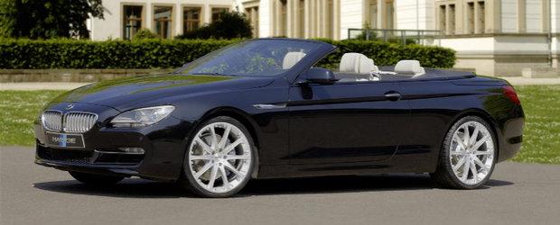 Hartge pentru <del> presedintie </del> BMW Seria 6 Cabrio