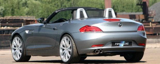 Hartge tuneaza noul BMW Z4