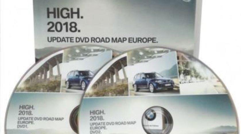 Harti DVD ORIGINAL NAVIGATIE HIGH MK4 BMW X3 X5 3 5 7 Z4 Romania 2019