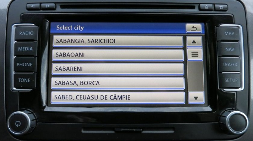 Harti Navigatie DVD 2018 VW/RNS 510 810 full Europa inclusiv Romania