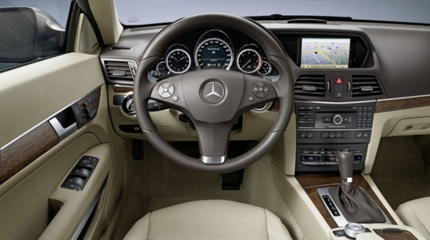 Harti navigatie Mercedes GLK X204 DVD EUROPA + ROMANIA 2017/2018