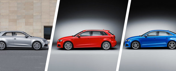 Hatchback vs. break vs. sedan: ce tip de caroserie e mai buna?