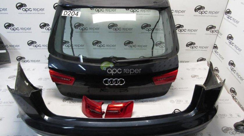 Hayon Audi A6 4G Kombi ( avant) - Haion cu luneta