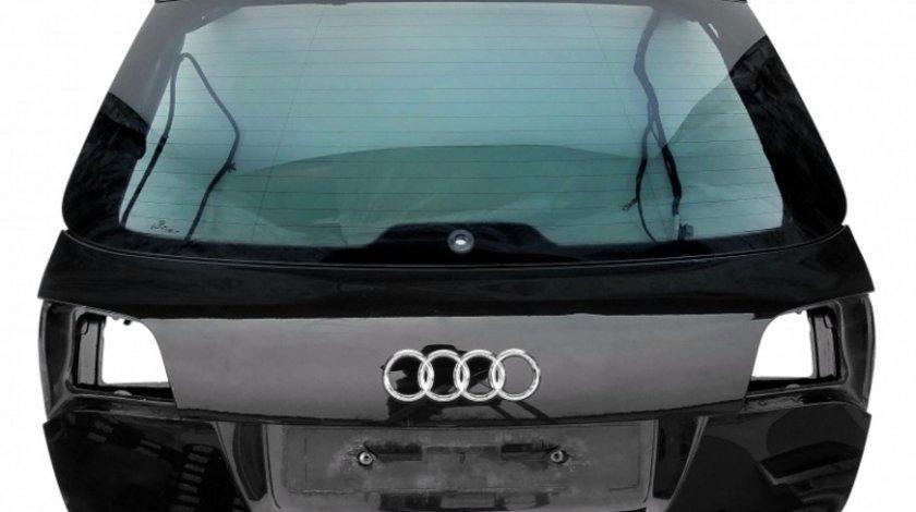 Hayon Cu Luneta Oe Audi A6 C6 2004-2011 Combi 4F9827023N Negru Metalizat