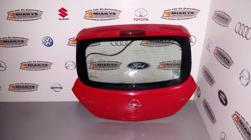 Hayon Opel Corsa D coupe 2007-2012