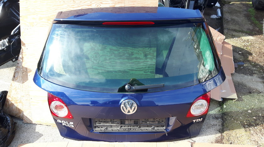 Hayon VW Golf Plus