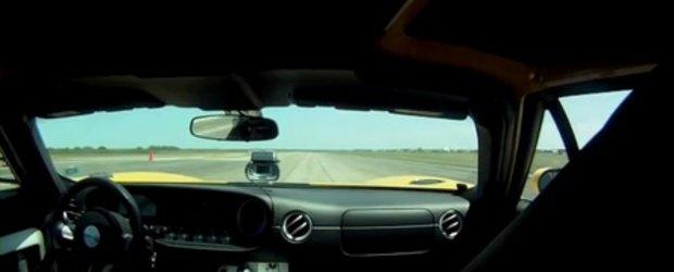 Heffner Ford GT - 401.85 km/h intr-o mila!