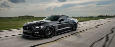 Hennessey Performance celebreaza 25 de ani de existenta cu Ford-ul Mustang HPE800