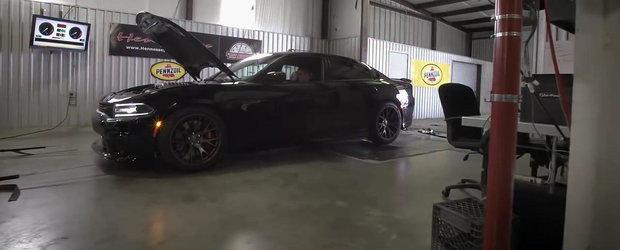 Hennessey sare in ajutorul posesorilor de Dodge Charger Hellcat cu 100+ CP