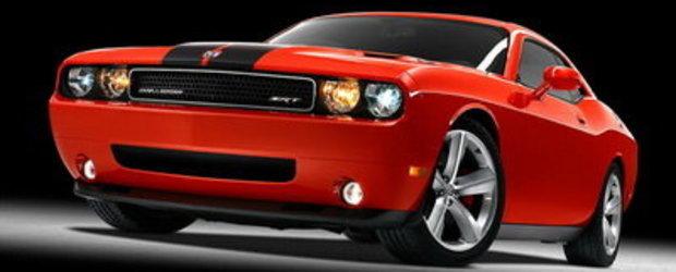 Hennessey tuneaza Dodge Challenger SRT8
