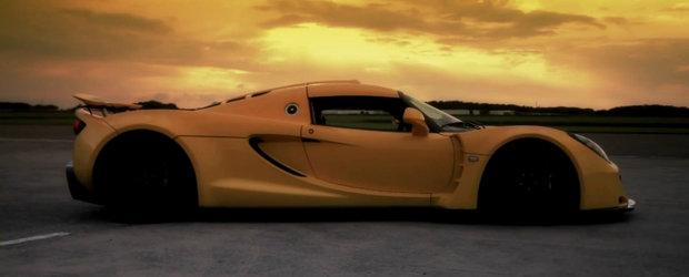 Hennessey Venom GT - Afla totul despre supercarul de 1.200 cai putere!