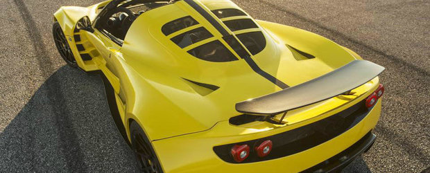 Hennessey Venom GT isi trage versiune de 1.451 cai putere
