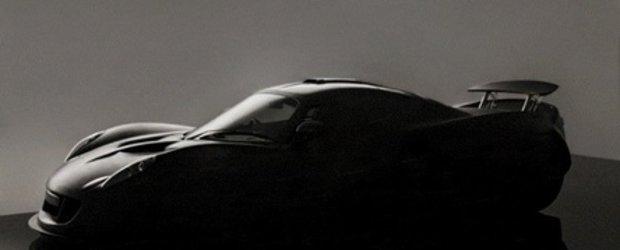 Hennessey Venom GT vine in curand...