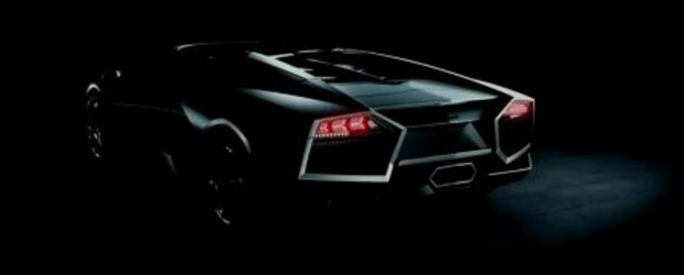 Hmm... Promo pentru noul Reventon Roadster