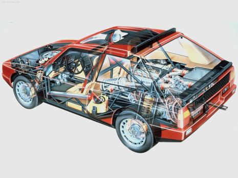 Homologation Special cars