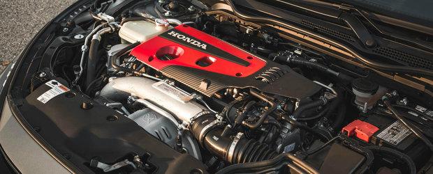 Honda a facut anuntul asteptat de toata lumea. Japonezii incep vanzarea motorului de pe Civic Type R