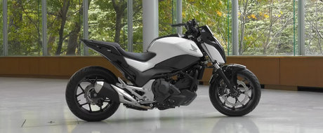 Honda a inventat sistemul care nu te lasa sa cazi de pe motocicleta