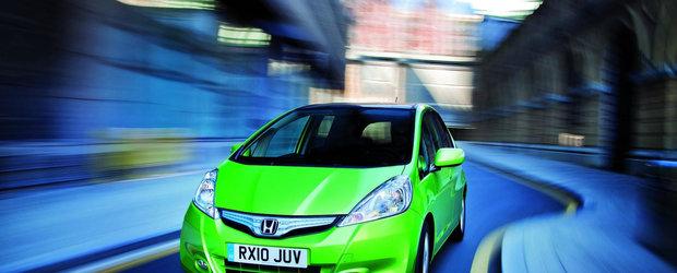 Honda a vandut 800.000 de masini hibride