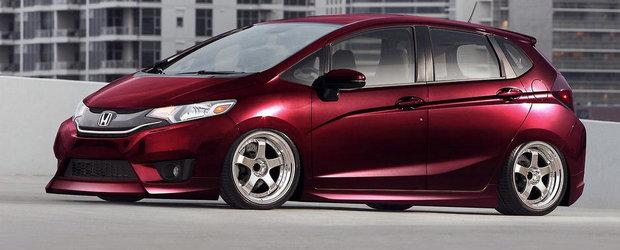 Honda aduce la SEMA Show 2014 sase proiecte diferite