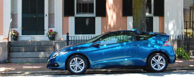 Honda ar putea renunta la vanzarea in Europa a hibrizilor CR-Z si Insight