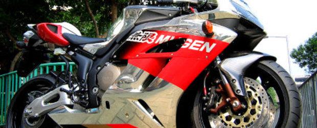 Honda CBR1000RR by Mugen