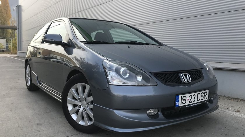 Honda Civic 1.6 vtec 2004