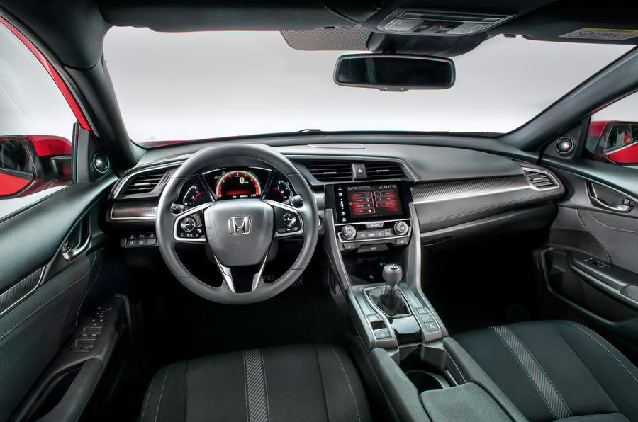 Honda Civic 2017 hatchback - Honda Civic 2017 hatchback