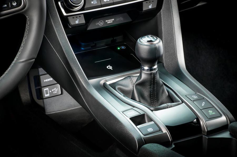 Honda Civic 2017 hatchback